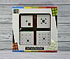 Набор кубик рубиков MoYu Gift Pack 2x2 3x3 4x4 5x5, фото 4