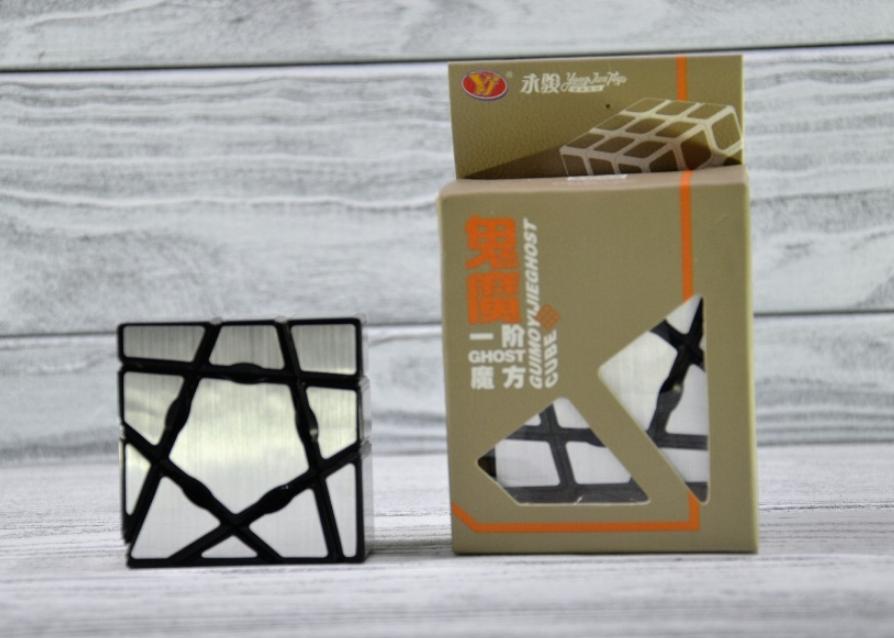 Кубик рубика Yongjun 3x3x1 GHOST Cube