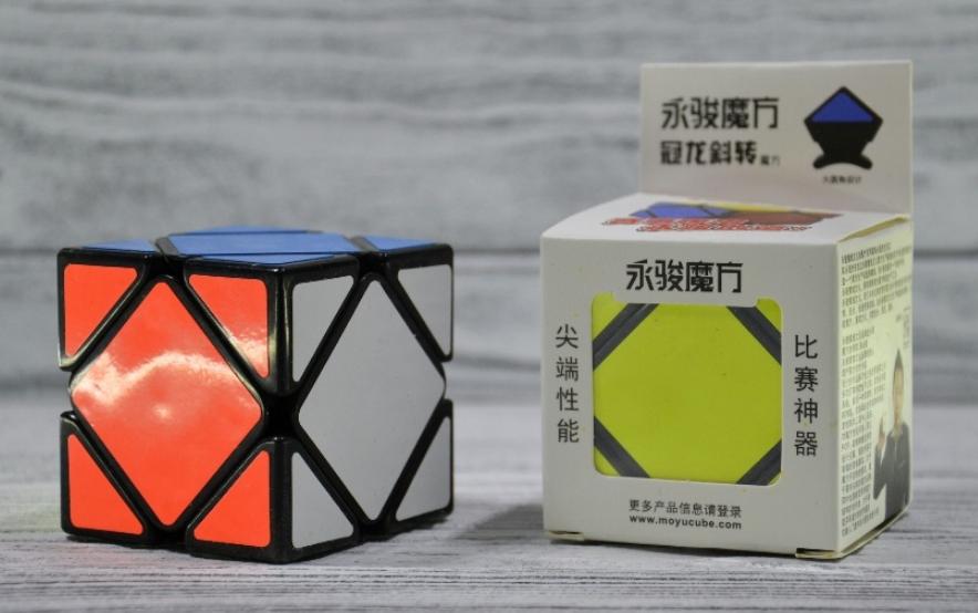 Кубик рубика MoYu Skewb скьюб