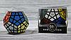 Кубик рубика Megaminx в черном и белом цвете, фото 2