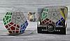 Кубик рубика Megaminx в черном и белом цвете, фото 3