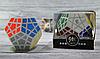 Кубик рубика Megaminx в черном и белом цвете, фото 4