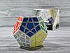 Кубик рубика Megaminx в черном и белом цвете, фото 6