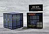 Кубик Рубика зеркальный 3х3 Qiyi-Mofange Mirror (темно синий), фото 3