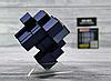Кубик Рубика зеркальный 3х3 Qiyi-Mofange Mirror (темно синий), фото 5
