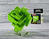 Кубик Рубика зеркальный 3х3 Qiyi-Mofange Mirror Green, фото 2