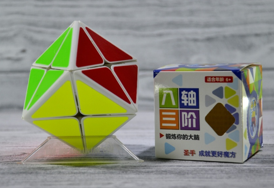 "Кубик рубика Speed Cub QiYi ""Треугольники"""