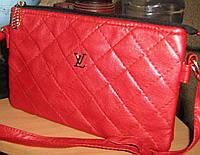 Клатч, Луи Виттон (Louis Vuitton), красный перламутр