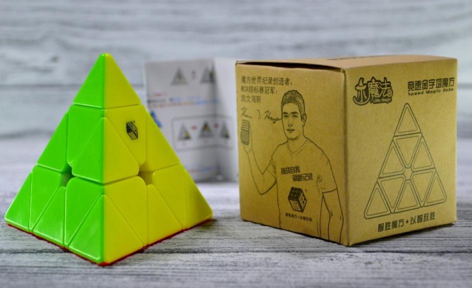 """Кубик рубика скоростной """"Пирамидка"""" YUXIN"""