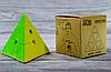 "Кубик рубика скоростной ""Пирамидка"" YUXIN, фото 2"