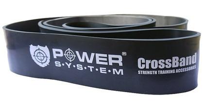 Резина для тренировок CrossFit Level 5 Black(25 - 65 кг)Резина для подтягивания
