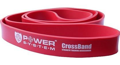 Резина для тренировок CrossFit Level 3 Red  15 - 40 кг    Резина для подтягивания
