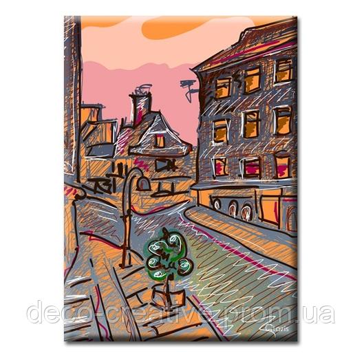 Картина Evening Glozis D-030 50 х 35 см