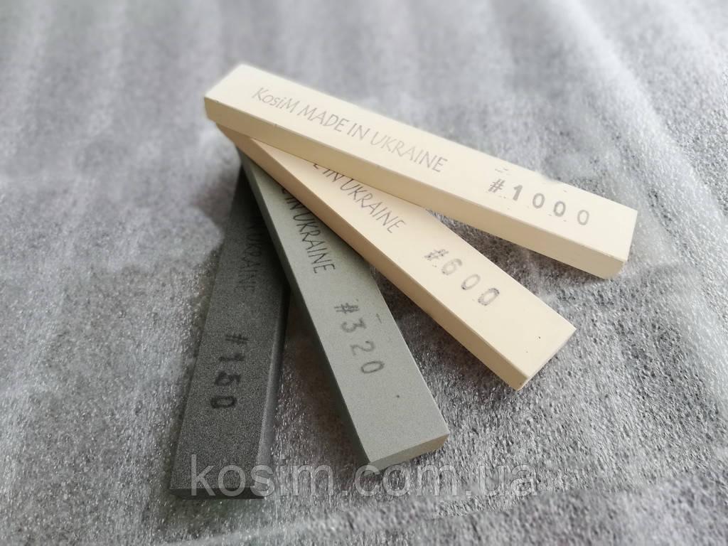 Точильные камни, водные бруски 6 мм для точилок типа Apex, Ruixin, Казак. Нож точило ножеточка