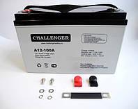 Аккумуляторы Challenger A12 (AGM)