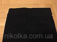 Джинсовые брюки для девочек оптом, F&D, 8-16 лет., Арт.DY-1032, фото 4