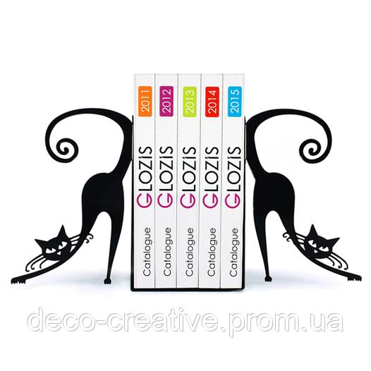 Упоры для книг Glozis Cats G-004 30 х 20 см