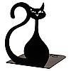 Упор для книг Glozis Black Cat G-024 15 х 10 см, фото 2