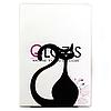Упор для книг Glozis Black Cat G-024 15 х 10 см, фото 3