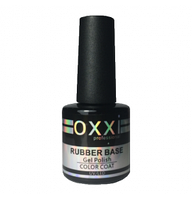 Rubber Base Gel Oxxi Professional каучуковая база 15 мл