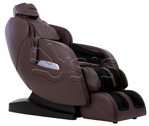 Массажное кресло Dreamline II коричневый, фото 2