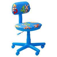 Кресло Свити голубой Зайцы голубые, фото 1