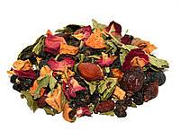 Фруктовый чай смородина (фруктовый витаминный травяной сбор)