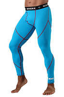 Компрессионные штаны BERSERK DYNAMIC light blue, фото 1