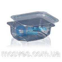 Упаковка для салатів і напівфабрикатів ПС-182 (150 мл) комплект