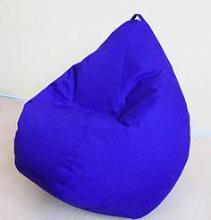 Кресло груша Оксфорд Синий