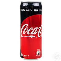 Диетическая Coca Cola без сахара