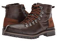 Ботинки мужские UNIONBAY Mens Lewis Seaweed. Кожаные с мехом. Размер 42,5