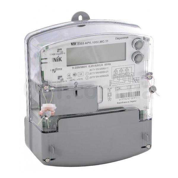 Электросчетчик NIK 2303 AP6.1002.MС.11 3х220/380В (5-80А)