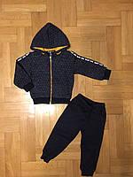 Трикотажный костюм-двойка для мальчиков оптом, F&D, 1-5 лет, арт. 5646, фото 2