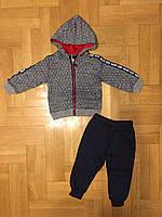 Трикотажный костюм-двойка для мальчиков оптом, F&D, 1-5 лет, арт. 5646, фото 3