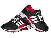 Десткие кроссовки реплика adidas 4262 красный р.31-35, фото 1