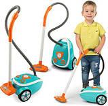 Детский игровой набор для уборки с тележкой Smoby 330309, фото 5