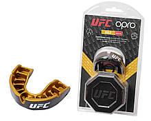 Капа OPRO Gold UFC Hologram