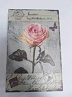 Книга сейф Роза