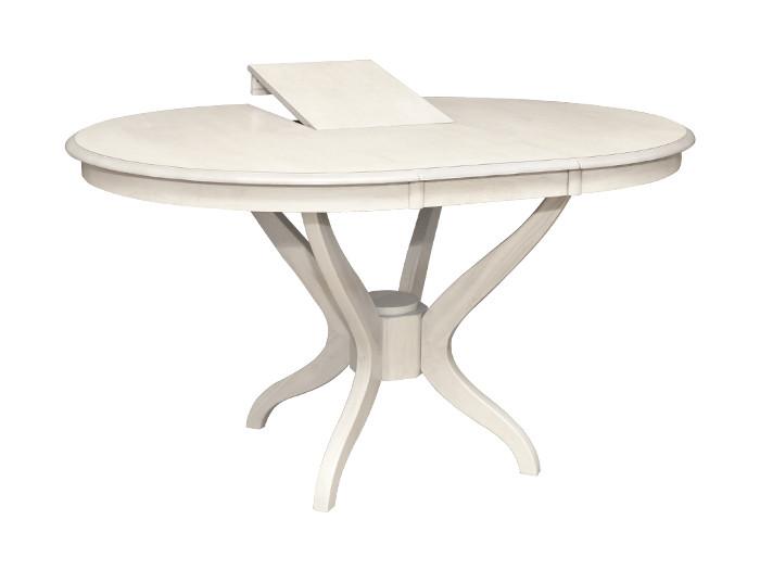 Стол обеденный Доминика раскладной 1060 крем (Domini TM)