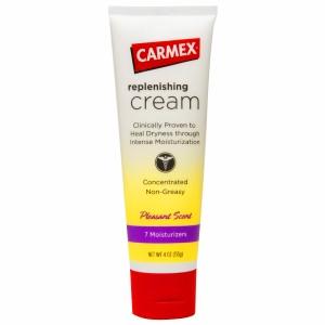 увлажняющий крем Carmex replenishing cream