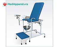 Крісло гінекологічне механічне КГ-2М