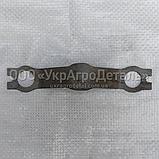 Пластина шатуна ЮМЗ Д-65 (стопорная) Д03-040, фото 2