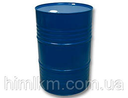 Бочка металлическая с узким горлом 50 литров с крышкой металлической