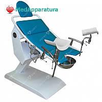 Крісло гінекологічне з електроприводом КГ-3Э
