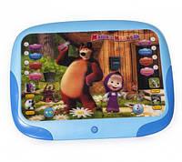 Интерактивный ЗD планшет Маша и Медведь