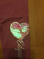 Лосины для девочек оптом, F&D, 1-5 лет.,арт.YF8445, фото 5
