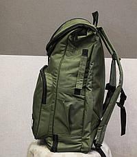 Рюкзак для металлоискатель (металоискателя, металошукача) и лопаты (2018 олива), фото 2