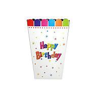 """Коробка для солодощів """"Happy Birthday"""""""