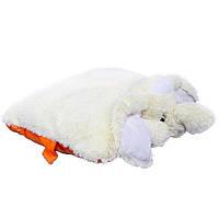 Плюшевая подушка-игрушка слоник